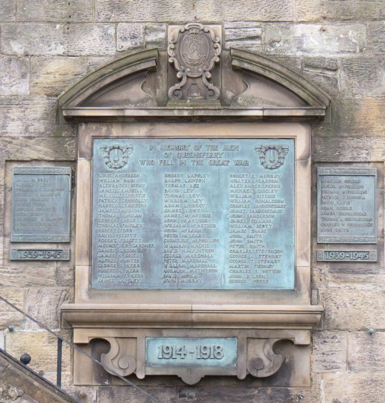 Queensferry War Memorial