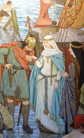 Saint Margaret.