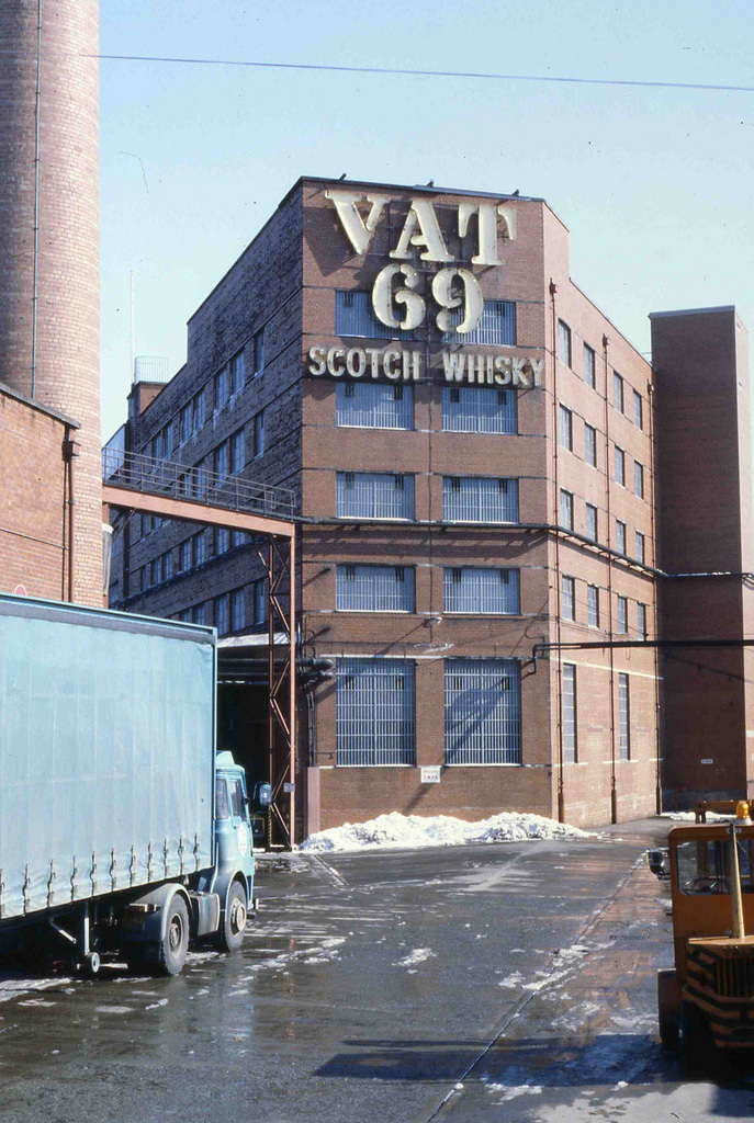 VAT 69 - courtesy of user hsp 60 on Flickr - see the image and more from the photographer here.